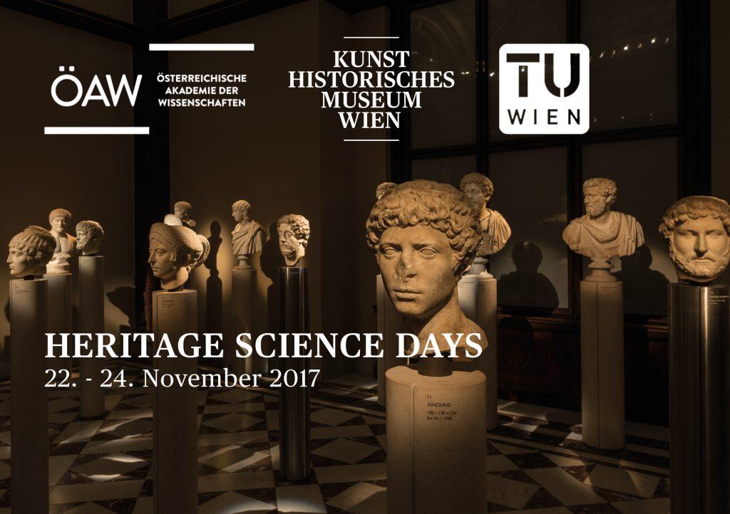 Heritage Science Days 2017